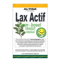 Altisa Lax Actif Forte Senna Complex 120  tabletten