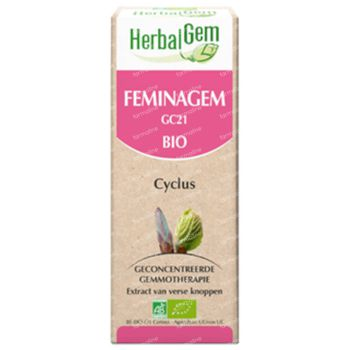 Herbalgem Feminagem Complexe Cycle Bio 15 ml
