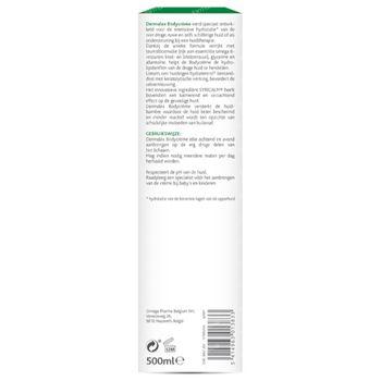 Dermalex Intensief Hydraterende Bodycrème - Droge Huid, 10% Ureum 500 ml
