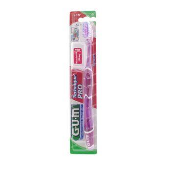 GUM Technique Pro Brosse à Dents Compact Soft 1 pièce