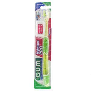 GUM Technique Pro Brosse à Dents Compact Medium 1 pièce