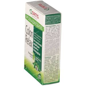 Ortis Colon Relax 30 tablets