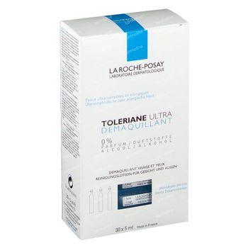 La Roche-Posay Toleriane Ultra Demaquillant 30x5 ml ampoules