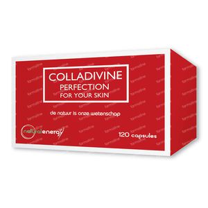 Natural Energy Colladivine 120 capsules