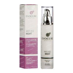 Evocure Anti Age Night Cream 50 ml