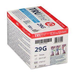Trufine Stylo Aiguille 29g 0,33x12mm 76001 100 pièces
