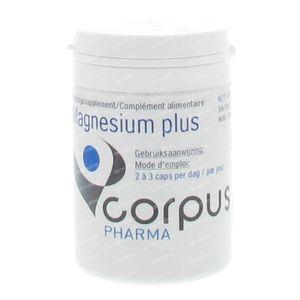 Magnesium Plus 40 St Capsule