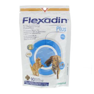 Flexadin Plus Mini 90 kauwtabletten