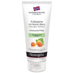 Neutrogena Crème Pour Les Pieds Avec Nordic Berry 100 ml
