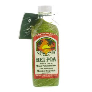 Hei Poa Monoi Grapefruit Body-Hair Oil 100 ml