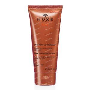 Nuxe Sun Lait Soyeux Auto-Bronzant Corps 100 ml Tube