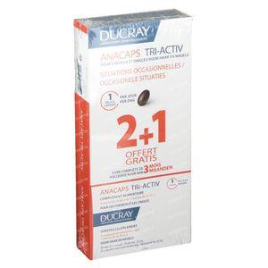 Ducray Anacaps Tri-Activ + Anaphase 140 ml