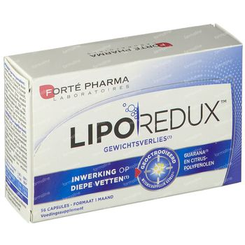 Forté Pharma Liporedux 900mg 56 capsules