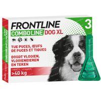 Frontline Combo Line Hond XL >40kg 3  pipet(ten)