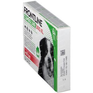 FRONTLINE Combo Line Hond XL >40kg 6 pipet(ten)