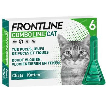 FRONTLINE Combo Line Chat 6 pipette(s)