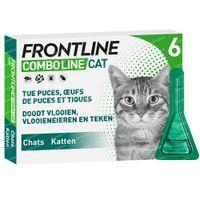 FRONTLINE Combo Line Kat 6  pipet(ten)