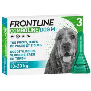 FRONTLINE Combo Line Hond M 10-20kg 3 pipet(ten)
