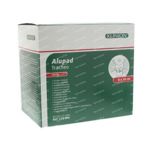 Alupad Tracheo Compress 50 pieces