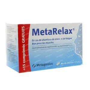 Metarelax 105 comprimés