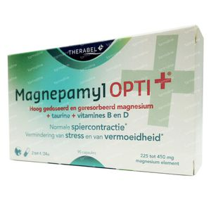 Magnepamyl Opti+ 90 capsule