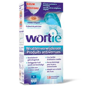 Wortie Anti-Verrue Age 4+ 50 ml