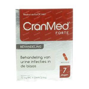 Cranmed Forte Behandeling 14 St Capsules
