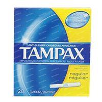 Tampax Compak Regular 20 pièces