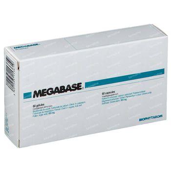 Megabase 60 capsules