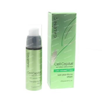 Galenic Cell Capital Soin Yeux Levres Liftant 15 ml