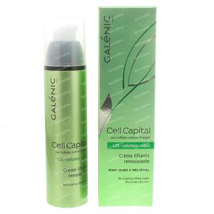 Galenic Cell Capital Liftende Creme 50 ml crème