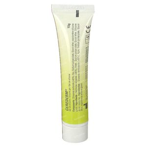 Cerederm Silicone Gel 15 g tube