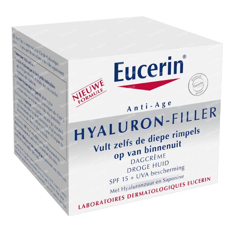 eucerin hyaluron filler day cream dry skin serum 50 ml order online. Black Bedroom Furniture Sets. Home Design Ideas