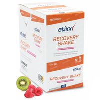 Etixx Recovery Shake Himbeer/Kiwi 12x50 g