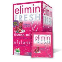 Elimin Fresh Tisane Minceur Hibiscus - Fruits Rouges 24  sachets