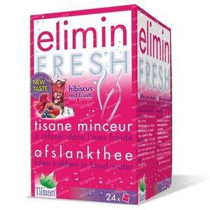 Tilman Elimin Frische Tea Hibiscus/Obst 24 beutel