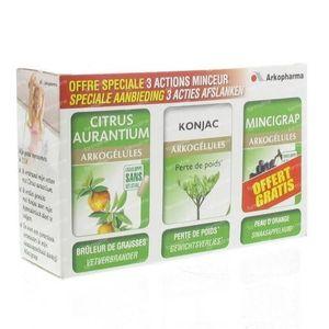 Arkocaps Minceur Triopack 3x45 capsules