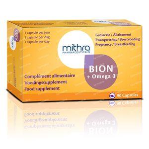 Mithra Bion & Omega 3 90 tabletten
