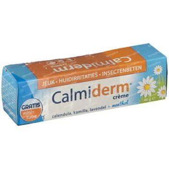 Calmiderm + 15 g GRATUIT 40+15 g crème