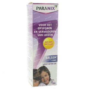 Paranix Balsem + Kam 100 ml