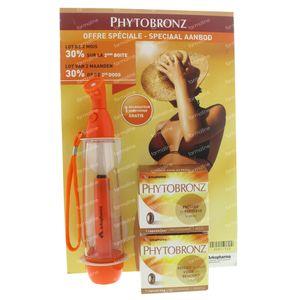 Arkopharma Phytobronz + Atomiseur 60 capsules