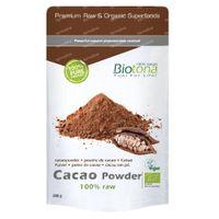 Biotona Bio Kakaopulver 200 g pulver