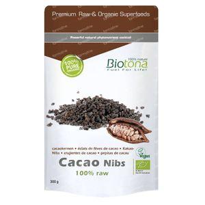 Biotona Bio  Cœurs De Cacao 300 g