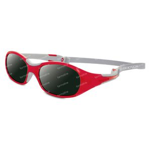 Visioptica Visiomed Zonnebril Reverso Alpina Rood 2 - 4j 1 stuk