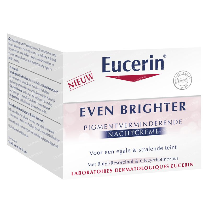 eucerin even brighter night cream mini serum 55 ml order. Black Bedroom Furniture Sets. Home Design Ideas