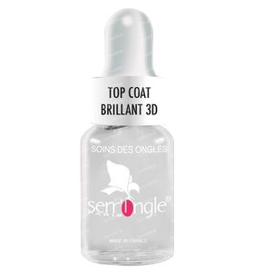 Lisandra Top Coat Brillant 3D 207 5 ml