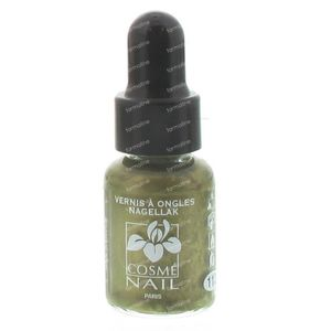 Lisandra Cosménail Nail Polish 113 Gold Bronze 5 ml