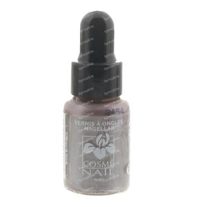 Lisandra Cosménail Nail Polish 117 Grey Rose 5 ml