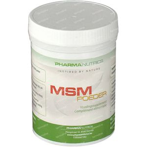 MSM Poudre 120 g