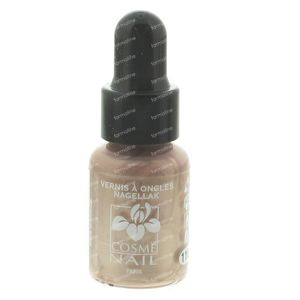 Lisandra Cosménail Nail Polish 116 Rose Powder 5 ml